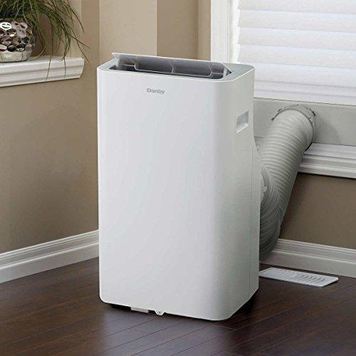 Danby 12,000 BTU Portable Air Conditioner Model DPA120BEUWDB