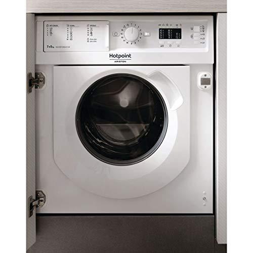 Lavadora Secadora Ariston Hotpoint Biwdhl75128eu Integrable 7kg ...