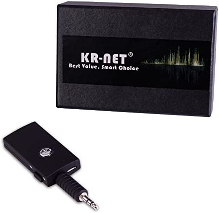 KR NET Bluetooth Transmitter Receiver Headphone product image