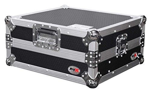 ProX X-CDMixUSB Travel Flight Case for Numark CDMIXUSB Dual CD Player ()