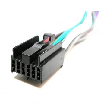 amazon com best kits panasonic 12 pin original head unit wiring best kits panasonic 12 pin original head unit wiring harness