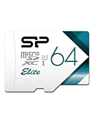 Silicon Power 64GB Micro SDXC UHS-1 Memory Card Limited Editi...
