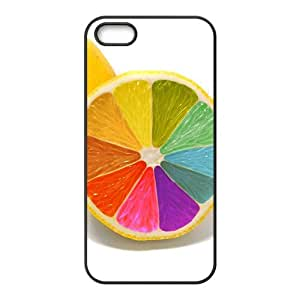 Colorful orange nature style fashion phone case for iPhone 5s