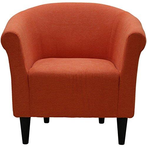 toi Savannah Club Chair, Hacienda Orange ()