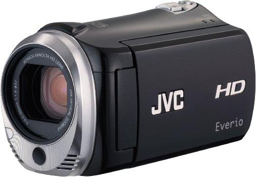 JVC GZ-HM300 Dual Slot High Definition Camcorder
