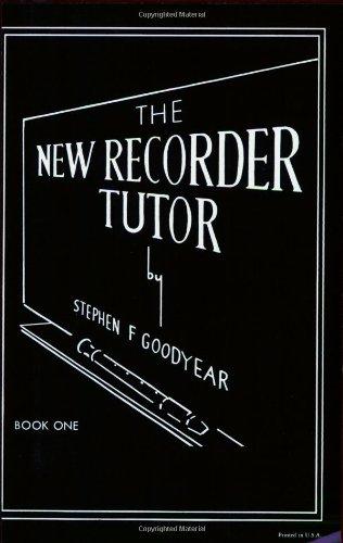 The New Recorder Tutor, Bk 1: Soprano