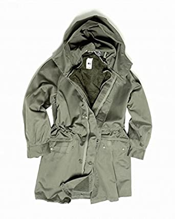 French military army surplus S300 cold weather parka - NEW ...