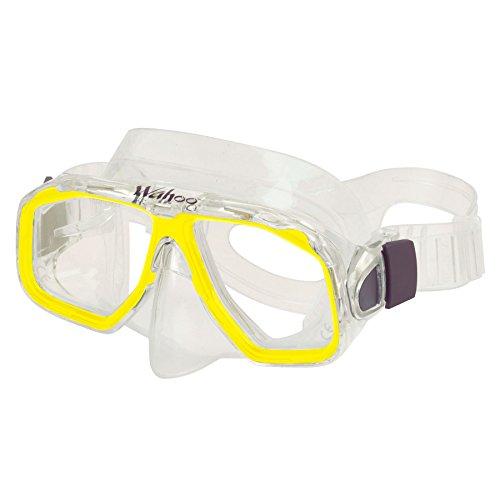 Akona Adventure Gear - AKONA Wahoo Jr. Dive Mask, Yellow