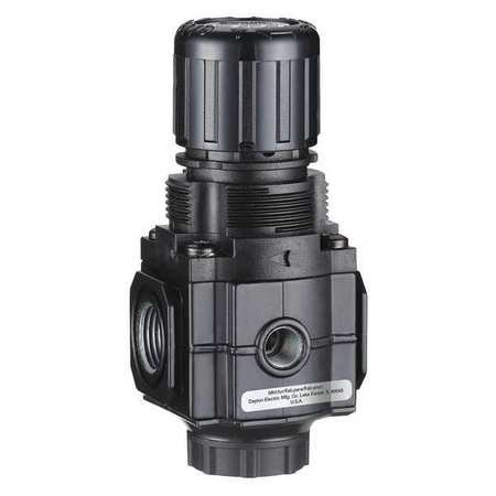 SPEEDAIRE 4ZM15 Air Regulator 300 psi by Speedaire
