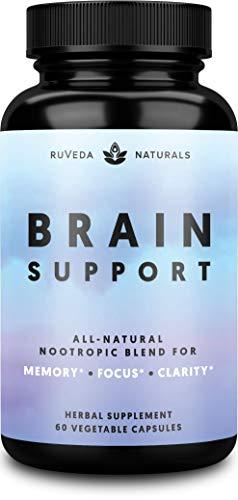 Brain Supplement — Natural
