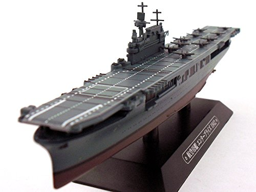 USN Carrier Enterprise CV-6 1/1100 Scale Diecast Metal Model ()