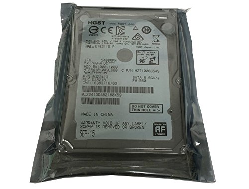 HP New Genuine ZBook 14,15,17 1TB 5400 RPM 2.5 inch Hard Drive - 3g Tablet Hp