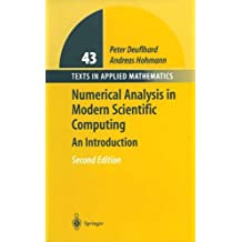 Numerical Analysis in Modern Scientific Computing: An Introduction