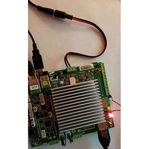 Atomic Pi with Baby Breakout Board Shakaworld Bundle 5V 4A Power Supply