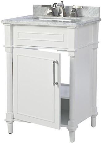 Home Decorators Collection Aberdeen 24″ Single Bath Vanity