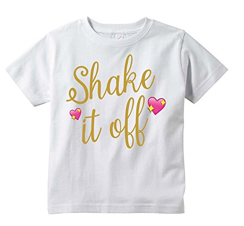 Shake it Off T-Shirt Youth Size (Youth Small) by Gotta Love It! (Image #2)