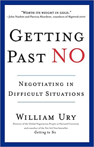 c54f6bb76f Buy Getting Past No  Negotiating in Difficult Situations Book Online ...