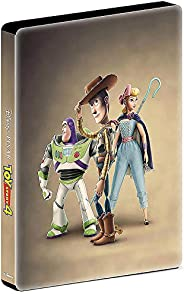 Toy Story 4 - Duplo Steelbook [Blu-Ray]
