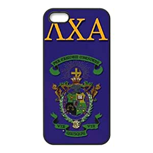 iPhone 4 4s Cell Phone Case Black Lambda Chi Alpha LSO7822132