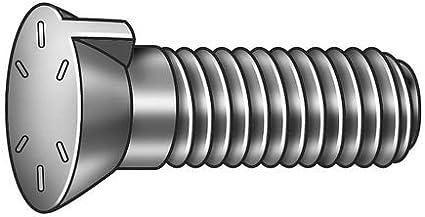 Plow Bolt Plain Gr 8 1-8x3-1//2 PK60