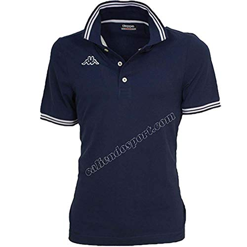 Sport Piquet nbsp;– shirt nbsp;mss Homme T Dk Tennis Mer nbsp;polo Art 5 Football blue Red Kappa white Bateau Maltax 0pgXx