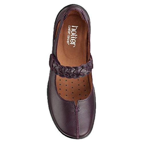 Hotter Shake, Zapatos Mary Jane para Mujer purpura