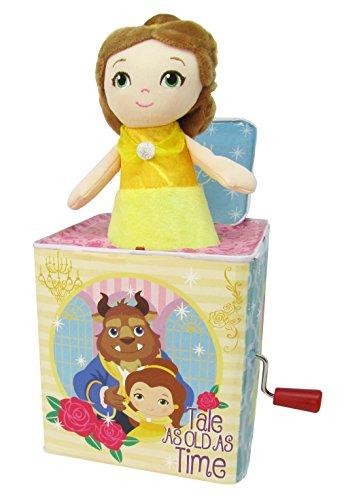 Disney Princess Belle Jack in The Box