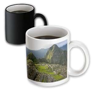 Danita Delimont - Machu Picchu - Machu Picchu, ruins of Inca city, Peru - SA17 JME0319 - John and Lisa Merrill - 11oz Magic Transforming Mug (mug_87009_3)