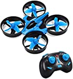 Mini Drone, Balahibo H36 RC Drone 2.4GHz 4CH 6-Axis Gyro with Headless...
