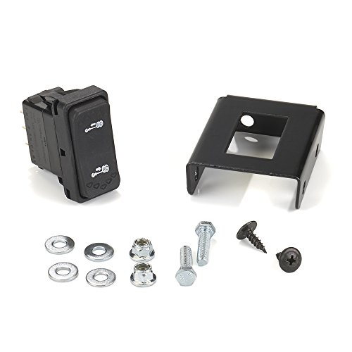 Warn Winch Rocker Switch - Warn 89587 Vantage Dash Rocker Switch Service Kit