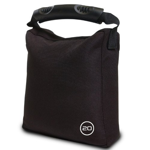 Fuel Pureformance Weighted Kettlebell Bag by Fuel Pureformance