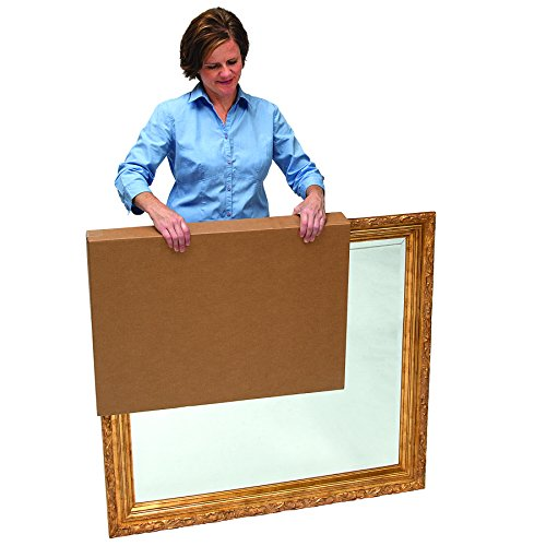 Bankers Box SmoothMove Moving Boxes for TVs, Pictures and Mirrors Adjustable, 40 x 60 x 4 Inches, 3 Pack (7711401) Photo #4