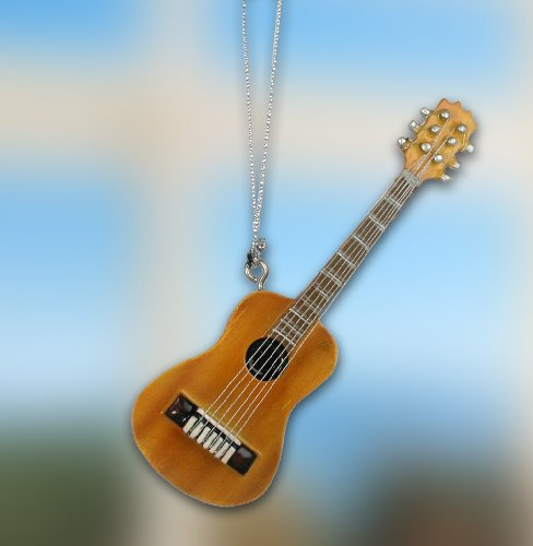 Acoustic Guitar Hanging Ornament