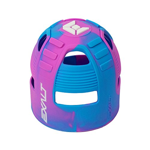 Exalt Paintball Tank Grip - Universal (45-88ci) - Cotton Candy - Universal Paintball Tank Cover