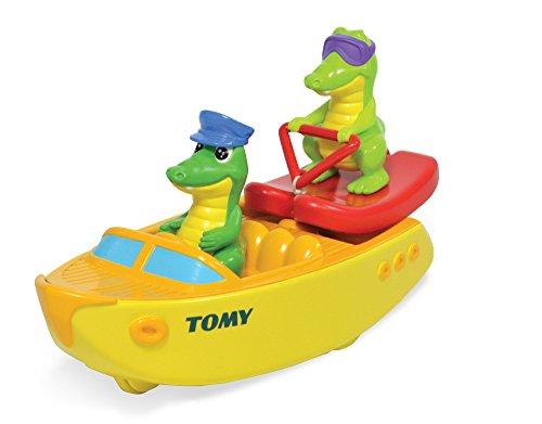 TOMY E72358 Ski Boat Croc