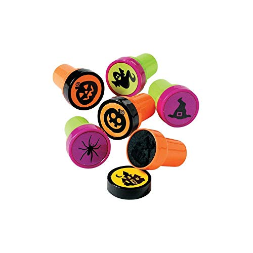 Halloween Mini Stampers (12-pack)]()