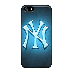 Premium Iphone 5/5s Cases - Protective Skin - High Quality For New York Yankees