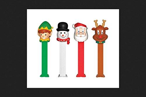 CHRISTMAS PEZ DISPENSER by PEZ MfrPartNo 079233 (Santa Pez)