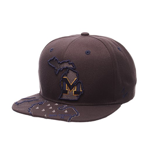 NCAA Mens Stateline Snapback Cap product image