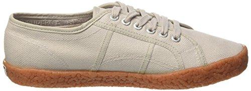 Superga 2750 Naked-cotu - Zapatillas para mujer Gris (Grey Seashell)
