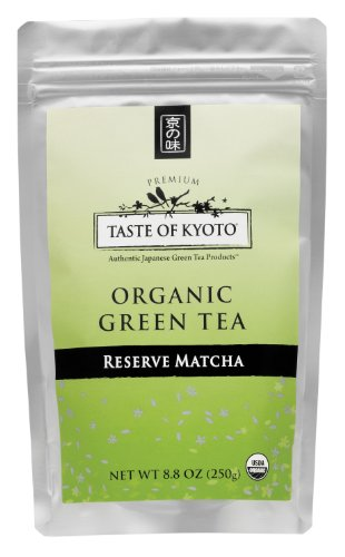 TASTE OF KYOTO Matcha Green Tea, Bulk Reserve, 8.80 Ounce by Taste of Kyoto
