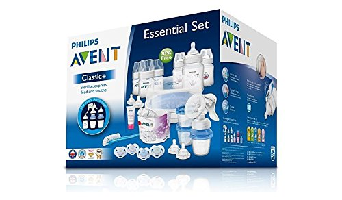 Philips AVENT Classic+ Essential Still Set