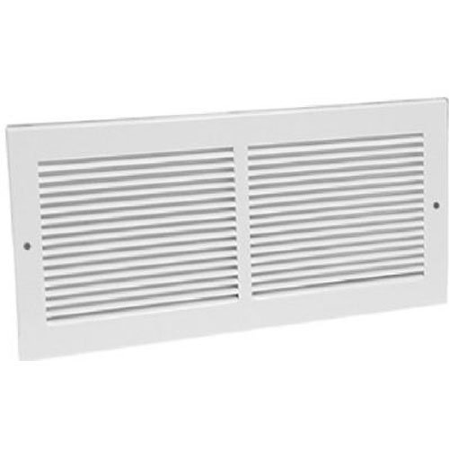 IMPERIAL GROUP USA 372W14X6 14x6 White Return Grille by IMPERIAL GROUP USA
