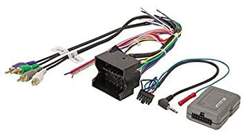 amazon com scosche ai02ar audi bose car amplifier retenion scosche ai02ar audi bose car amplifier retenion harness interface bose kit