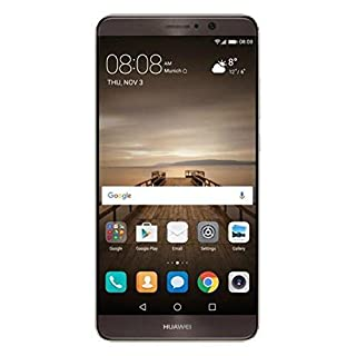 Huawei Mate 9 MHA-L29 4GB / 64GB 5.9-inch 4G LTE Dual SIM FACTORY UNLOCKED - International Stock No Warranty (MOCHA BROWN)