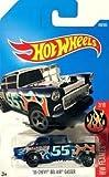 Hot Wheels 2017 HW Flames '55 Chevy Bel Air Gasser 109/365