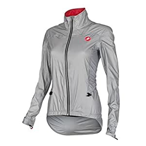 Amazon.com : Castelli Donnina Rain Jacket - Women's : Clothing