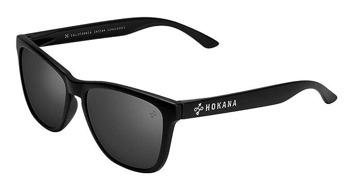 Hokana Sunglasses BLACK CHAW - DARK YANA   Y04: Amazon.es ...