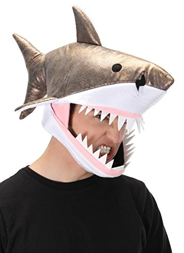 elope Great White Shark Costume Jawesome