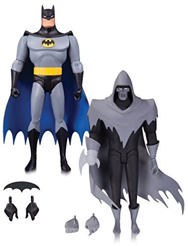 DC Collectibles Batman: Mask of the Phantasm: Batman and the Phantasm Action Figure (2 Pack) by DC Collectibles